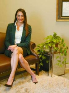 Midland's Bethany Etheredge Named Top 20 Under 40