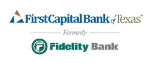 FirstCapital Bank of Texas Formerly Fidelity Bank