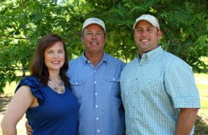 Montz Family- Pecan Shed