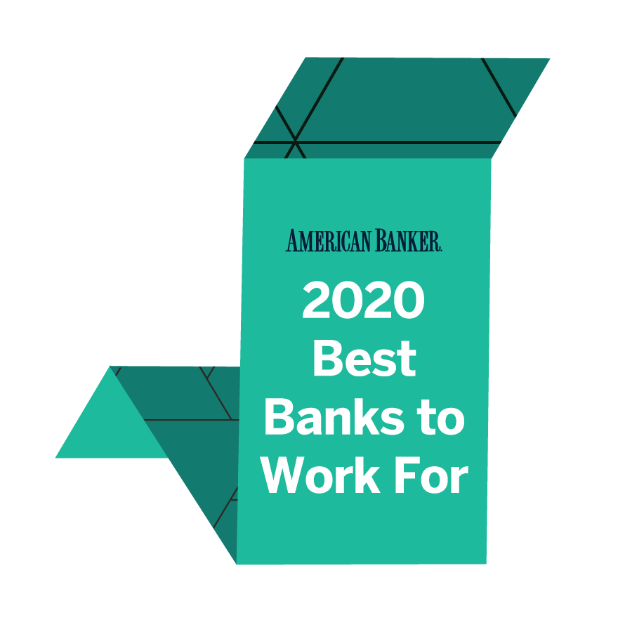 Best Banks to work for 2020 winner
