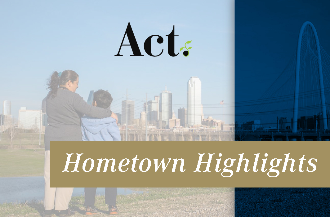 Hometown Highlight: Advocates for Community Transformation